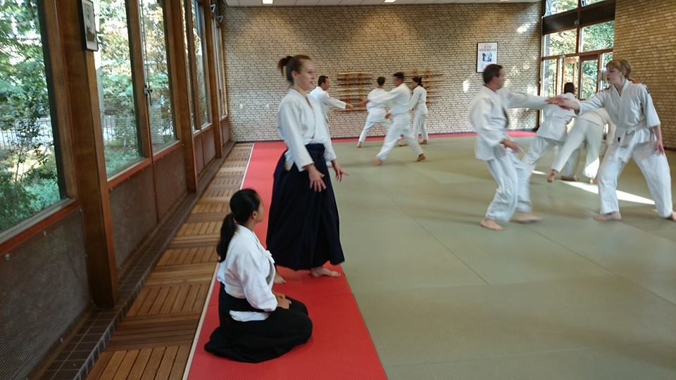 Where can learn aikido in singapore